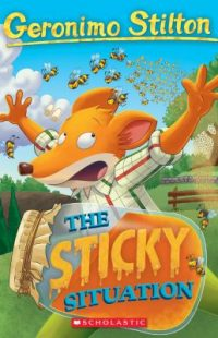 The Sticky Situation by Geronimo Stilton